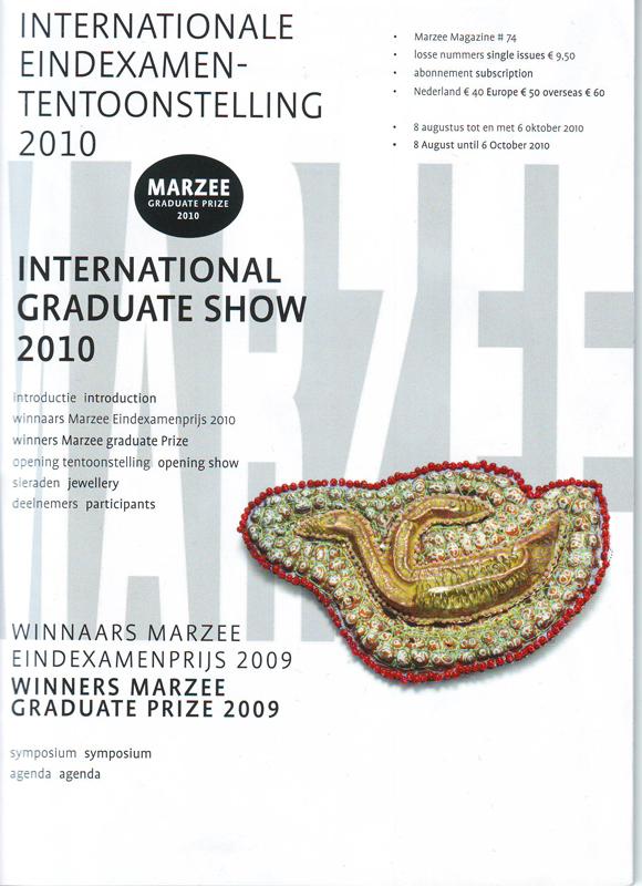 marzee magazine 01