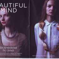 <b>Beautiful Mind-Ein Schmuckstueck fuer Cranach</b>