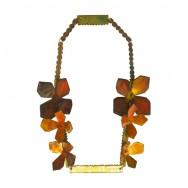 "necklace ""Perlblume"""