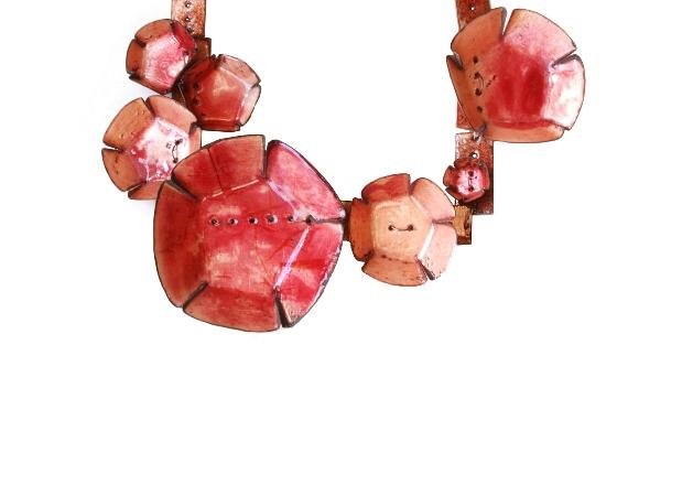 """neckace """"rosada"""""""