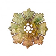 "brooch ""a porte closé"""